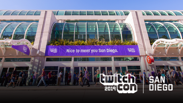 Updated! Your Developer Experience at TwitchCon 2019